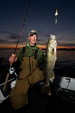 Get a Grip on Walleyes by Slippin!