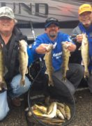Leech Lake, Mille Lacs, and Brainerd Lakes Fishing Guide Report (May 22nd)