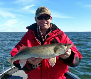 Leech Lake, Walleye