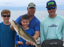 Leisure Outdoor Adventures Leech Lake, Mille Lacs Fishing Report – June 12
