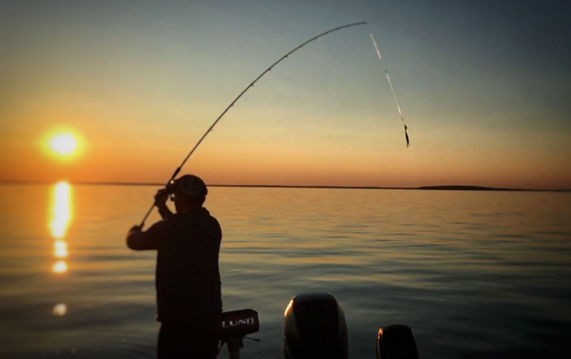 Getting HOOKED on Muskie Fishing by Toby Kvalevog, Leisure